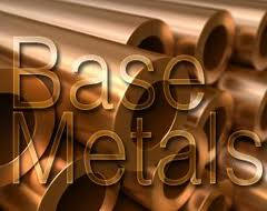 Copper and Base Metals