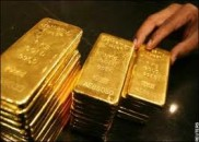 Gold Futures Weaken