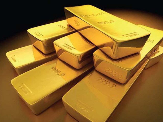 Gold Prices Rise