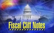 Hopes on Fiscal Cliff Deal Rise