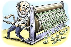 Federal Reserve Money Printing- Why Stock Market Is Soaring