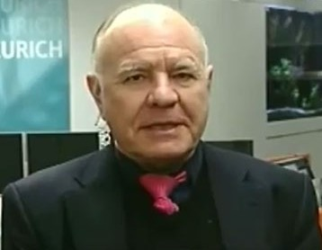 Marc Faber: I Am Sure Governments Will One Day Take Away 20-30% Of My Wealth