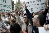 Riots & Violence to follow as Anger Erupts in Cyprus - Salt on Wounds