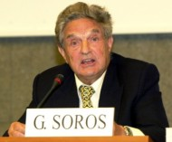 "Soros: ""I Don't Expect Gold To Go Down"""