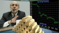 Gold Rises On Stimulus Speculation Before Bernanke Testimony & FOMC Minutes
