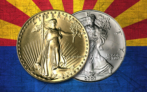 Arizona Lawmakers pass bill making Gold and Silver Legal Tender