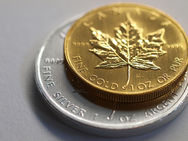 Gold & Silver Maple Leaf Sales Increase in a Big Way