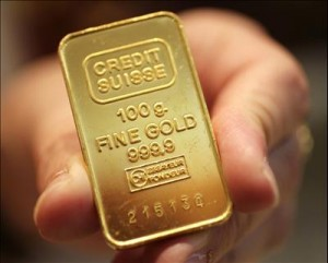 Gold ETF Sales Dwarfed By Central Bank, Jewellery, Coin and Bar Demand