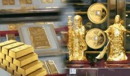 China Gold Mania - Coins, Bars & Jewelry Sales Surge 108%