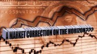 Is A Fed Tapering Correction For Stock Market Around Corner?