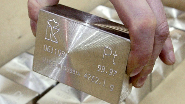 Platinum ETF Demand Points to a Price Increase
