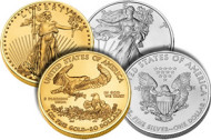 Gold & Silver Coins Sales Surge On Unabated Demand
