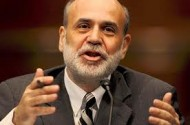 Bernanke: You Are The Only Game In Town