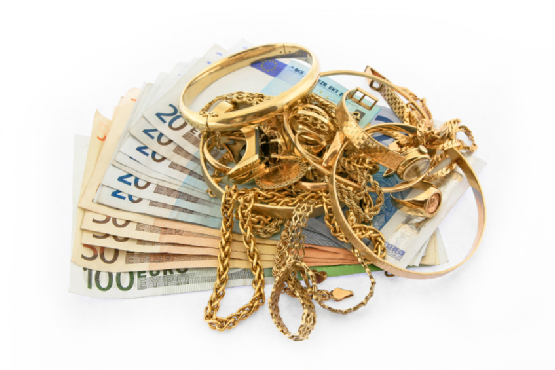 Cash Strapped Europeans Sell Gold Jewelry Amid Asian Gold Rush