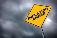 Inflation Rising As Negative Real Interest Rates Continue