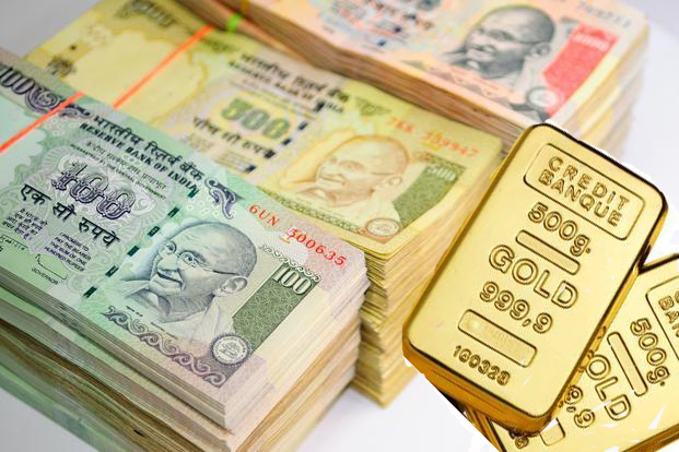 Could this be the Peak for Gold Prices in India and Bottom for the Rupee?