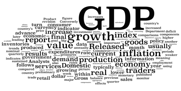 2nd Quarter GDP: A Good News/Bad News Story