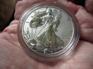 Silver Surges 12% In 5 Trading Days - Record Silver Coin And High ETF Demand