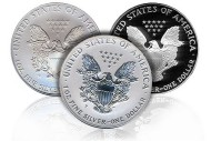 Silver Eagle Bullion Coin Sales Head For Annual Record Over 40 Million