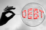 "Debt - The Real ""Pin"" That Could Pop the Stock Bubble"