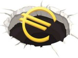 Euro Tumbles After ECB - European Central Bank Hints At QE