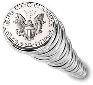 US Mint's American Eagles Silver Coins
