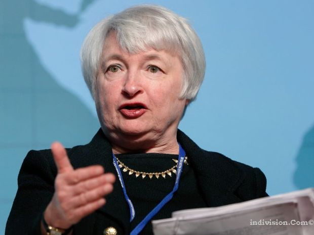 Yellen Promises More - Evidence Suggests Less