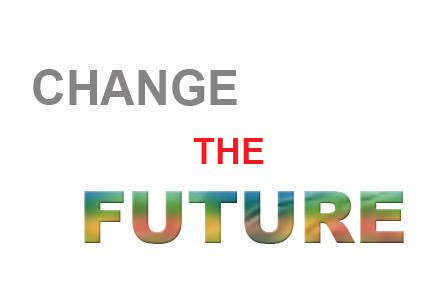 It's Not Too Late To Change Our Future, But Eventually It Will Be