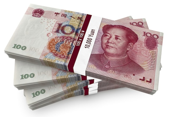 China Money Creation Blows US And Japan Out Of The Water