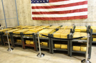 Record U.S. Gold Bullion Exports Head to Hong Kong & Switzerland