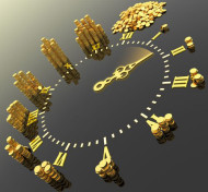 Readjusting the Time-Preference of Gold