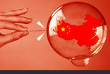 The China Bubble is Bursting: James Rickards
