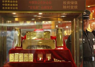 China's January Hong Kong Gold Imports Soar 326% YoY