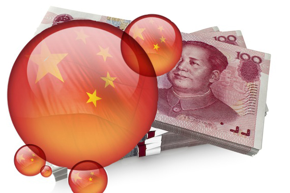 How Dangerous Is The Credit Bubble In China For The World?