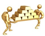The Run On U.S. Gold Continues - East Absorbs All Gold West Can Deliver