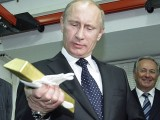 Russia May Retaliate Sanctions By Demanding Payment For Exports In Gold