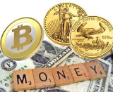 Of Paper Money, Digital Money (Bitcoin) And Gold