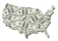 US now Spending 26% of available Tax Revenue just to pay Interest