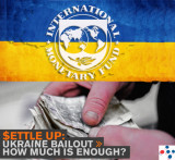 "Real Economic Pain Begins: IMF Unleashes $27Bn Bailout In ""Near Bankrupt"" Ukraine"