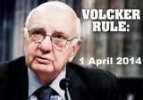 What the drop dead date for the Volcker Rule might mean for Gold