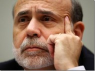 Bernanke Finally Reveals, In One Word, Why The Financial System Crashed