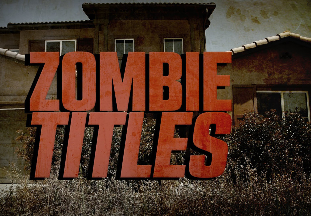 """The Coming Curse of the """"Zombie Foreclosures"""""""