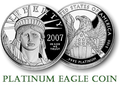 US Mint To Resume Selling Platinum Coins