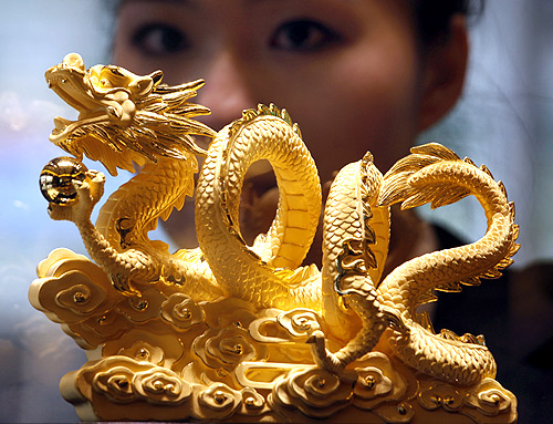 Power Of Elites More Important Than China's Gold Demand