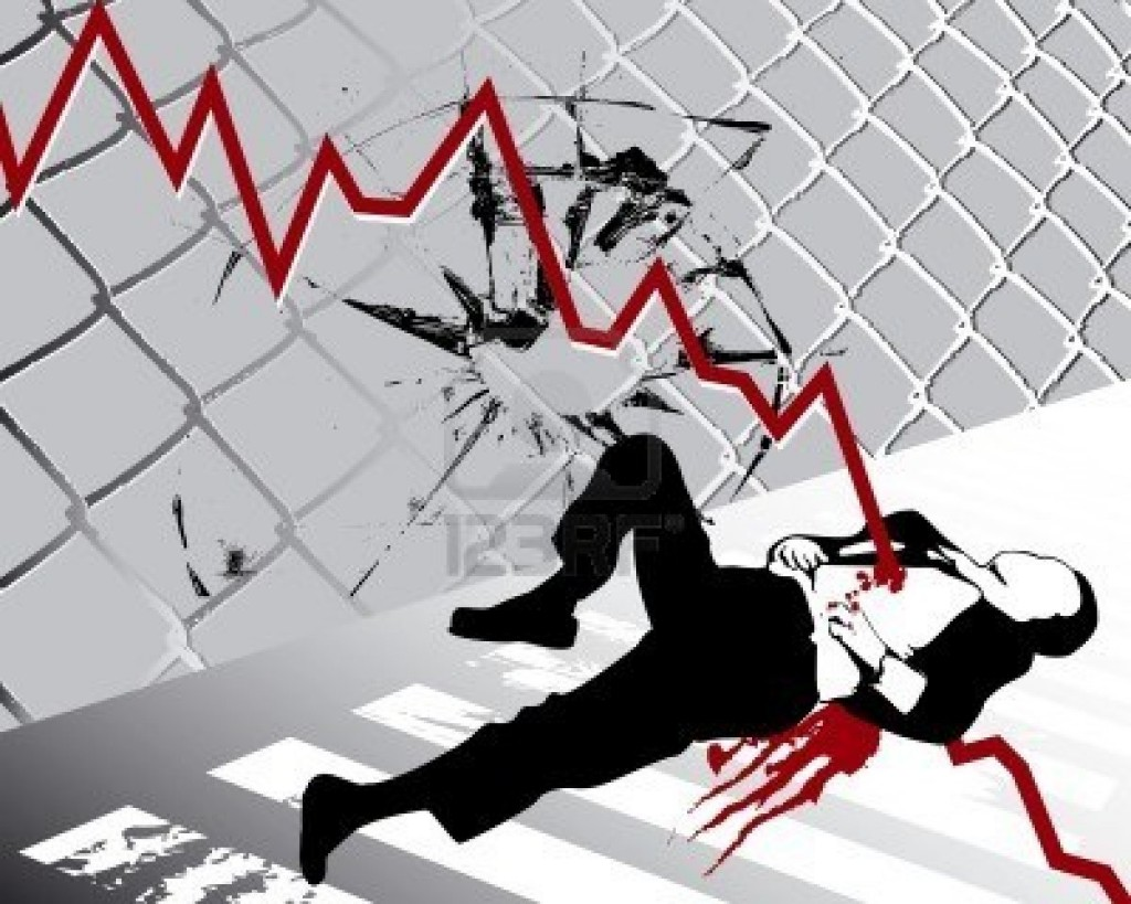 Most Americans Are NOT PREPARED For The Coming Economic Collapse
