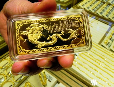 China Gold Demand To Rise Further - Fed Stand Also Favors Gold Bulls