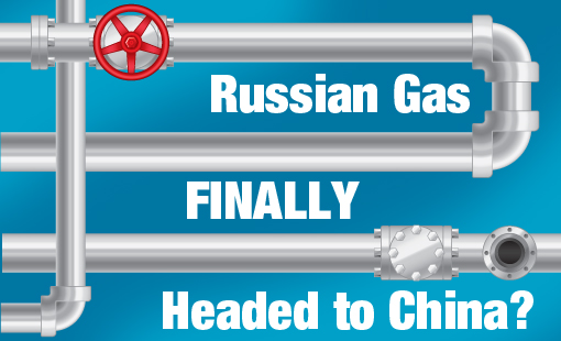 "Russia And China About To Sign ""Holy Grail"" Gas Deal"