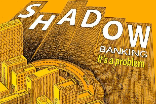 Commodity Financed Shadow Banking in China