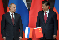 The Birth of an Eurasian Century: Russia and China do Pipelineistan