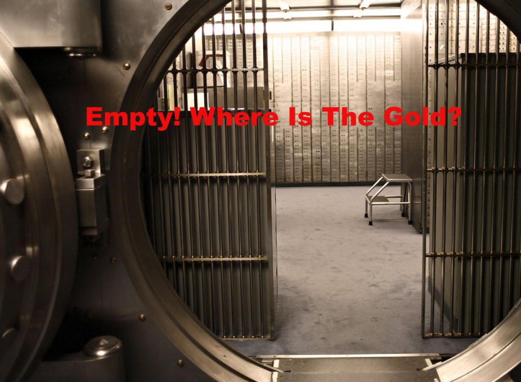 Are The London Gold Vaults Running Empty?